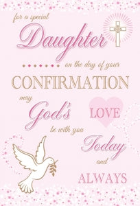 GR Daughter Confirmation Code: 461002