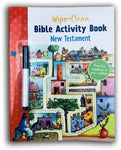 Wipe Clean Bible Activity Book New Testament Code: 978-87-92105-233