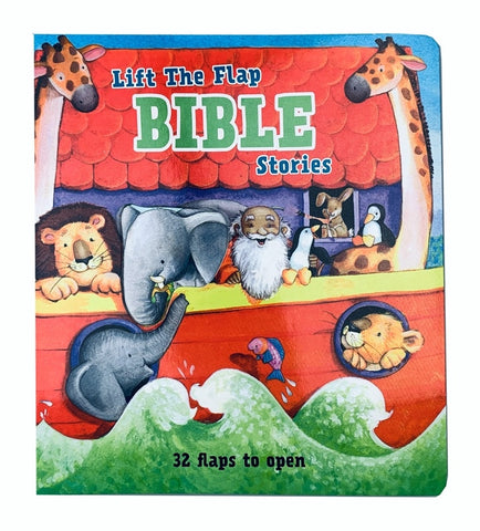 Lift the Flap Bible Code: 978-87-92105-561