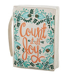 Count it all Joy Bible Cover Code: B2217