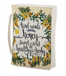 Kind Words Bible Cover Code: B2218