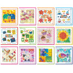 Pack of 12 Birthday Cards (with verse) Code:CH2030