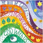 He will be called Immanuel Christmas Cards Code: CM143