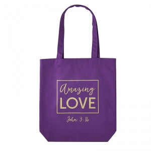 Amazing Love - Canvas Tote Bag Code: F1612