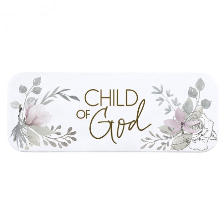 Table Top Plaque - Child of God Code: F4082