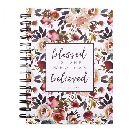 Blessed Is She Notebook Code: F4400