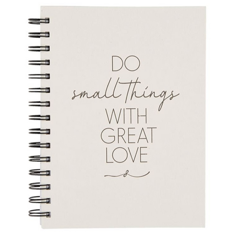 Do Small Things Notebook Code: G1109