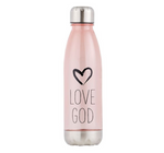 To Love God Water Bottle Code: G1120