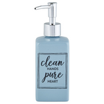 Clean Hands Soap Dispenser Code: G1287