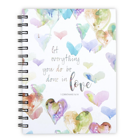 Done in Love Notebook Code: G1402
