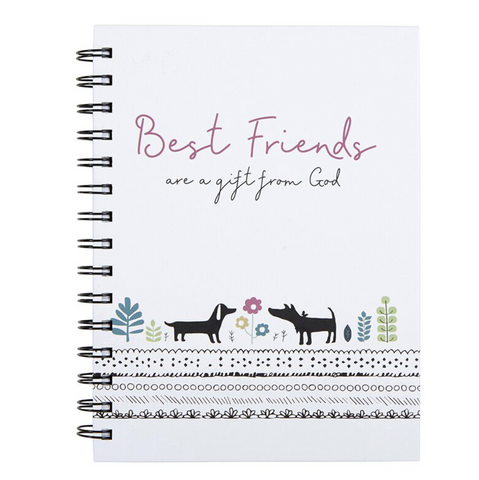 Best Friends Notebook Code: G1469