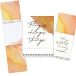 Prayer Changes Things Pocket Notepad Code: G1856