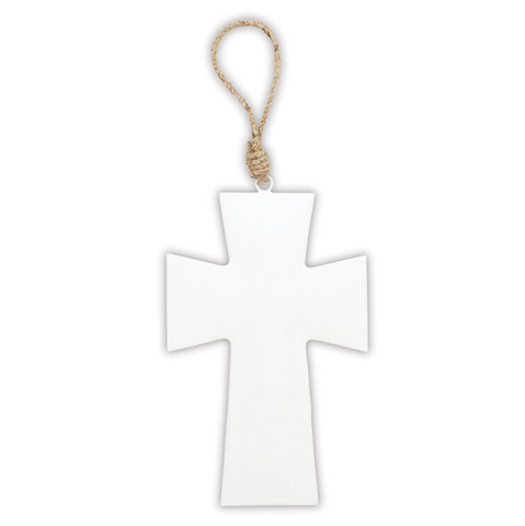 "8"" Enamel Wall Cross Code: G2929"
