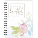 He Calls Me Beautiful One Notebook Code: G3040