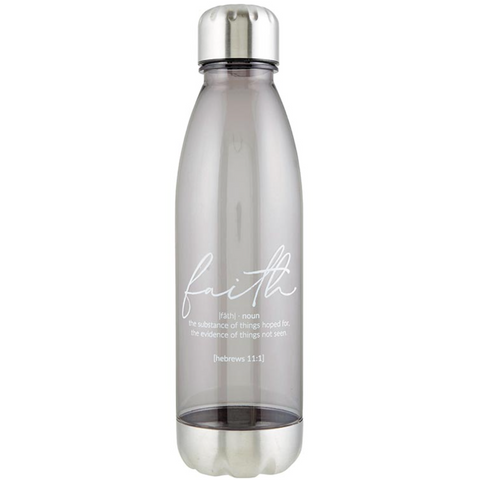 Faith Water Bottle Code: G6190
