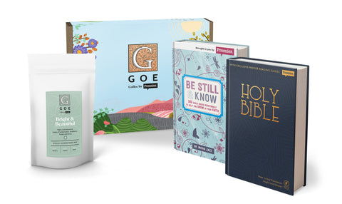Garden of Eden Coffee and Bible Gift Pack (Coffee Beans)