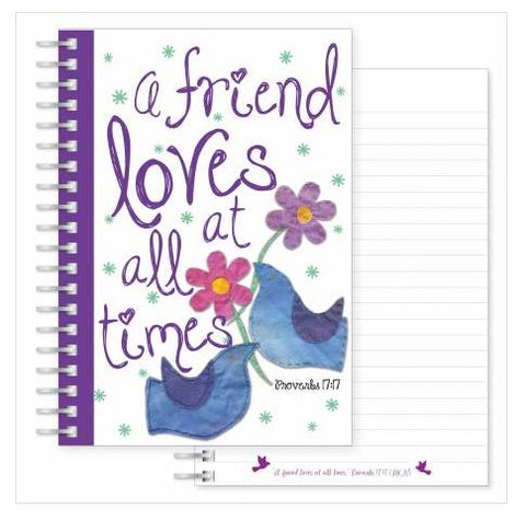 A friend loves A5 notebook Code N112