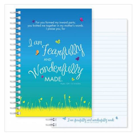 Wonderfully made A5 notebook Code:N119