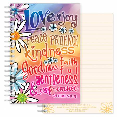 Fruit of the Spirit A5 Notebook Code N124