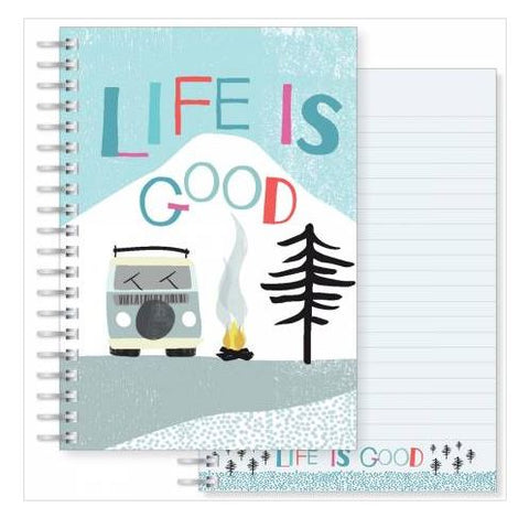 Life is good A5 notebook Code: N160