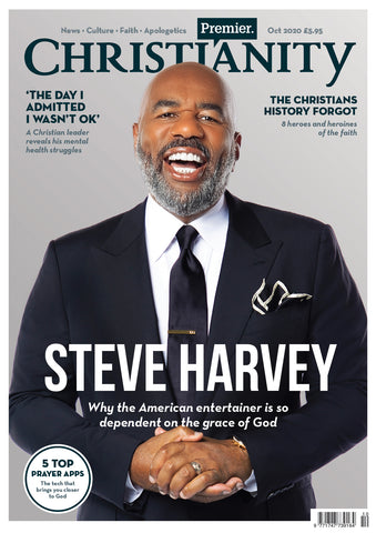 Premier Christianity Magazine - October 2020