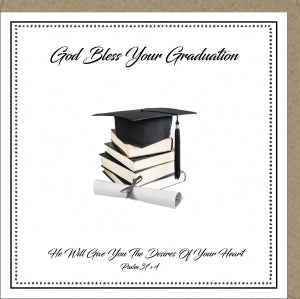 God Bless Your Graduation Code: PM282