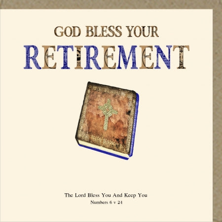 PMC God Bless Your Retirement Code: PM428