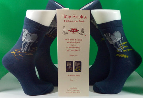 Holy Socks Donkeys (adult)