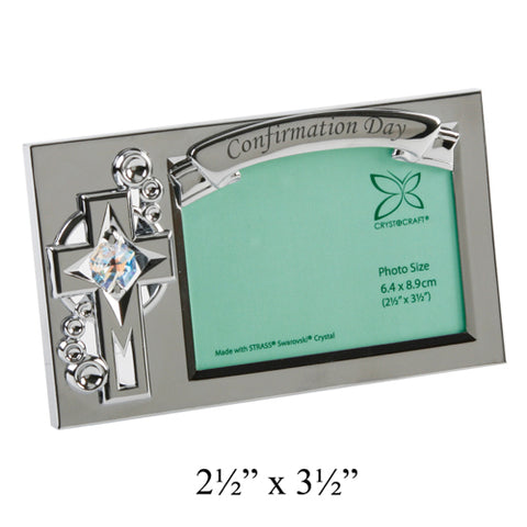 Crystocraft Photo Frame Confirmation Code: SP400