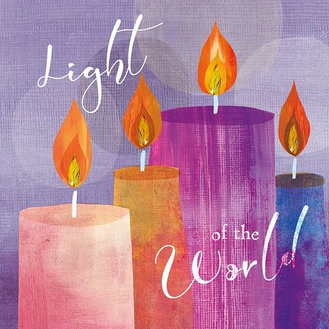 Light of the World - Pack of 10 Code: TF141