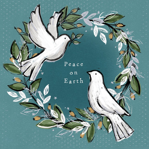 Peace Doves - Pack of 10 Code: TF140