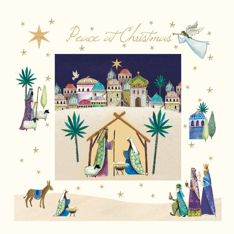 Window to Bethlehem - Pack of 10 Code: TF131