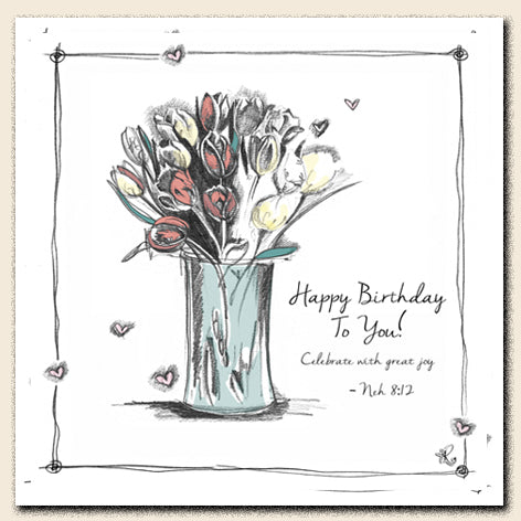 Tracey Russell - Happy Birthday to You Code: TRD01