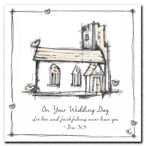 Tracey Russell - On Your Wedding Day Code: TRD21