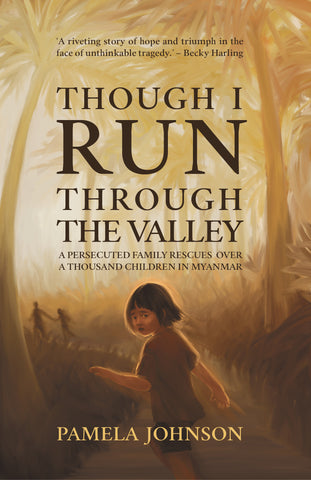 Though I Run Through The Valley Book