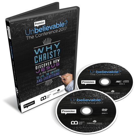 Unbelievable? The Conference 2017 DVD/CD