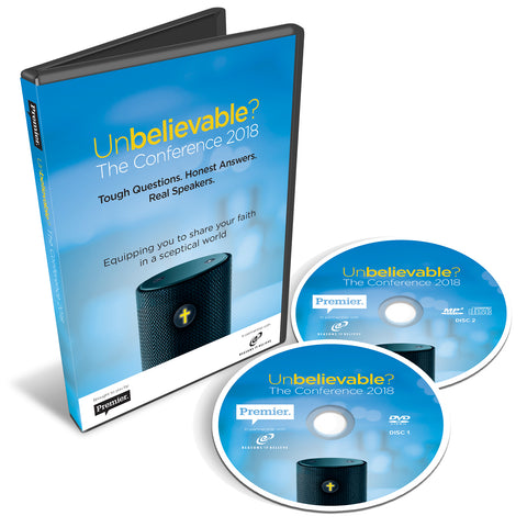 Unbelievable? The Conference 2018 DVD/CD