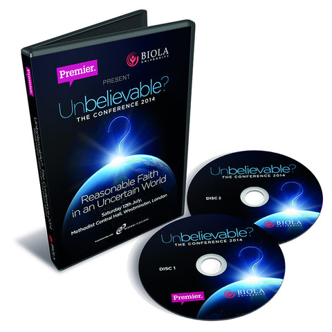 Unbelievable? The Conference 2014 - DVD cover