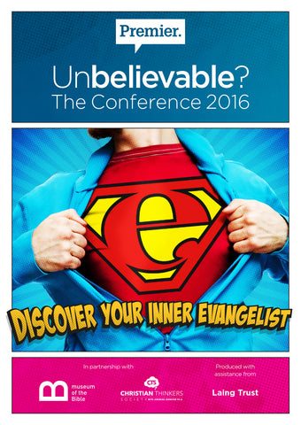 Unbelievable? The Conference 2016 - Digital Download