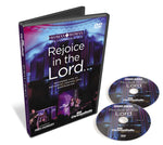 Woman to Woman Conference DVD - Rejoice in the Lord cover