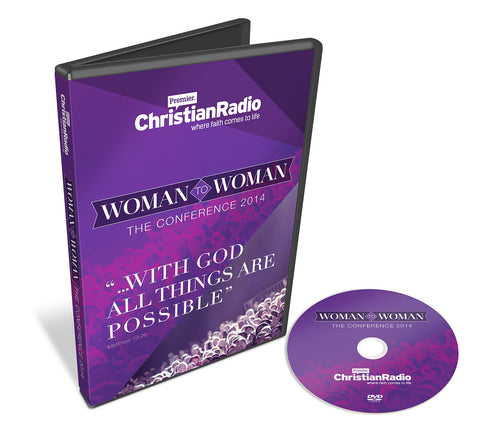 Woman to Woman Conference 2014 - DVD cover