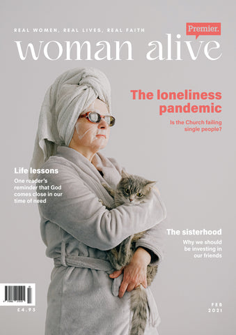 Premier Woman Alive Magazine - February 2021
