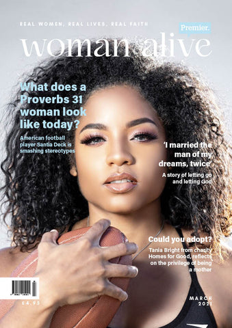 Premier Woman Alive Magazine - March 2021