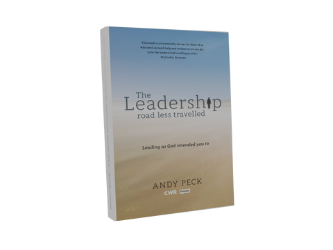 The Leadership Road Less Travelled - Book cover