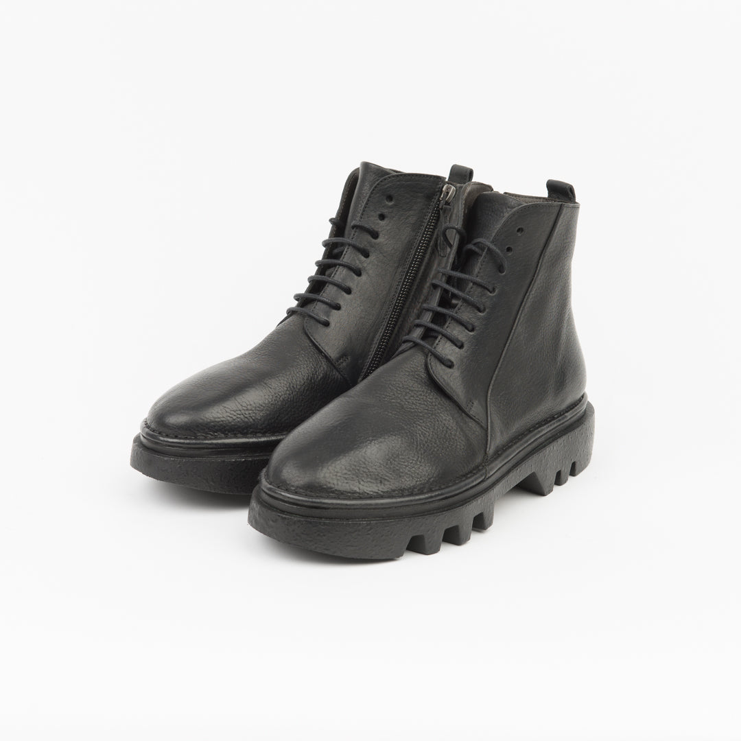 MARSELL A/W 17 SDENTATO CHUNKY BOOTS