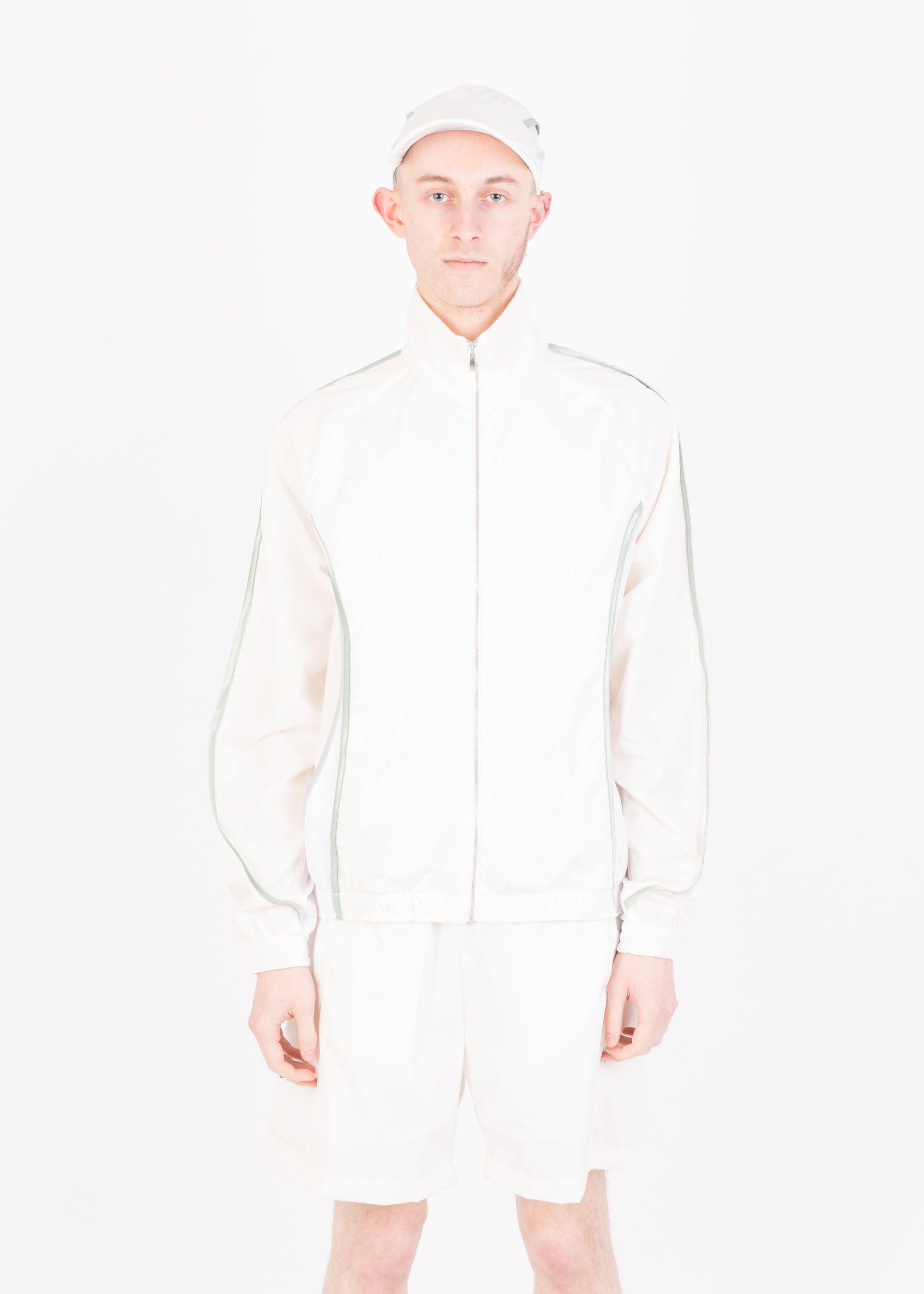 COTTWEILER S/S 18 WHITE JACKET