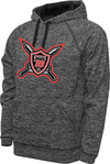 Knights Performance Fabric Heather Hoodie