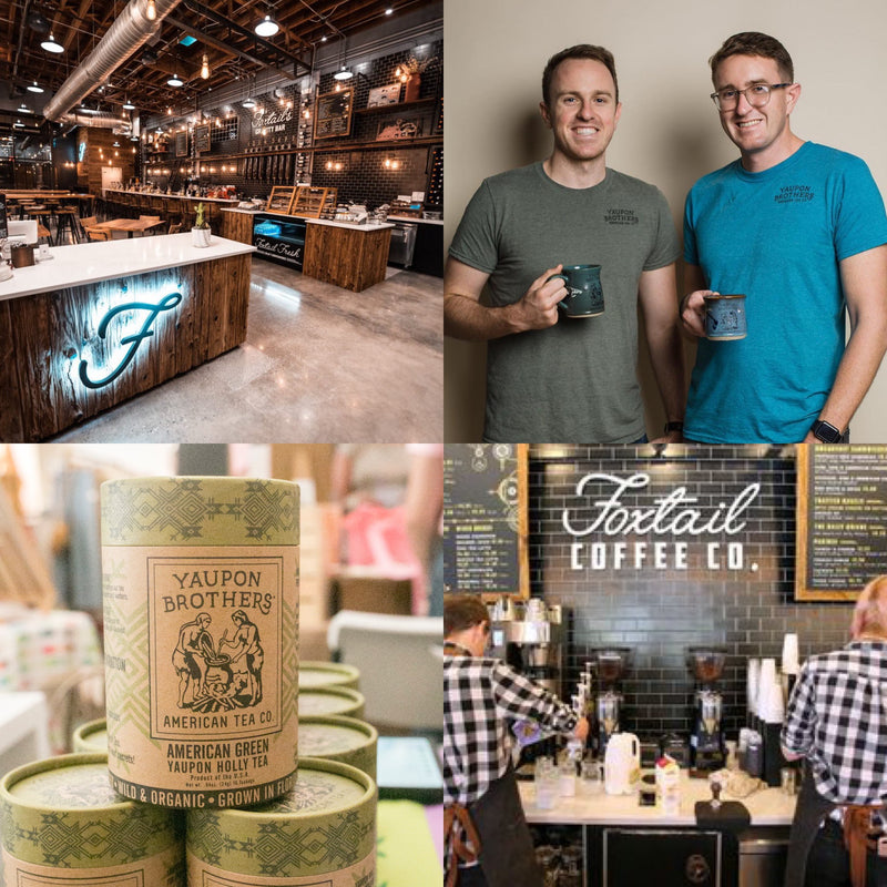 Yaupon Brothers Partners with Foxtail Coffee