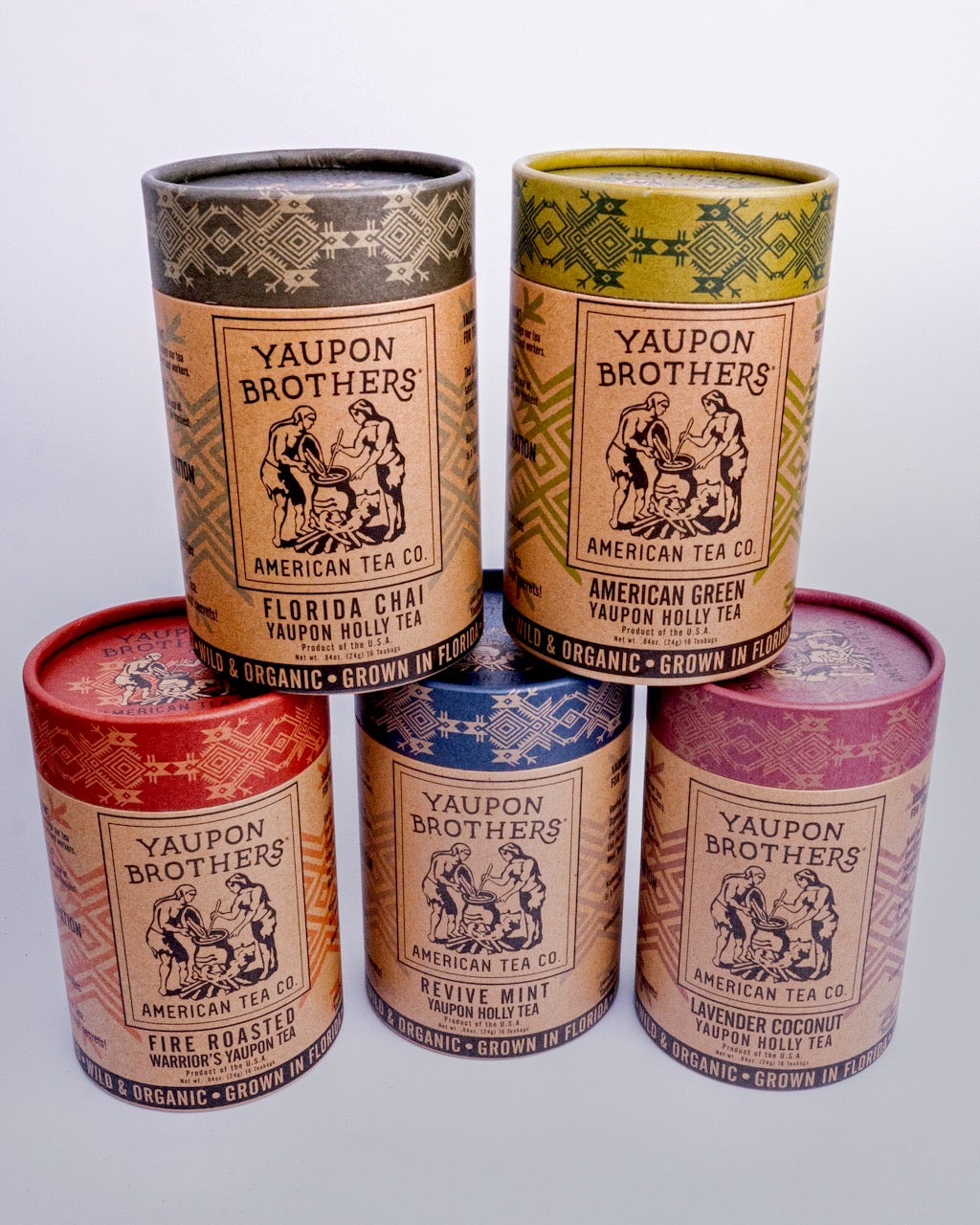 Yaupon Tea, Yaupon Holly Tea Bags