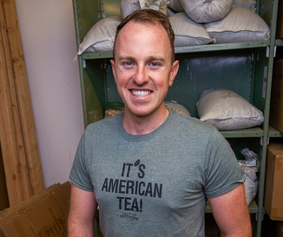 Kyle White, Yaupon Brothers American Tea